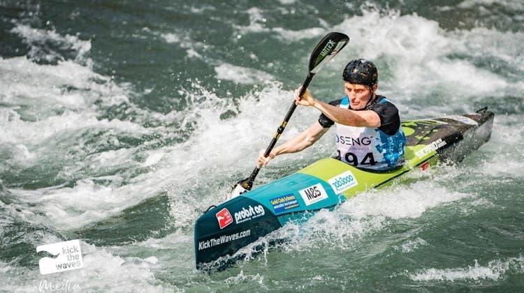 Linus Bolzerns Gold beflügelt Schweizer Kanu-Team