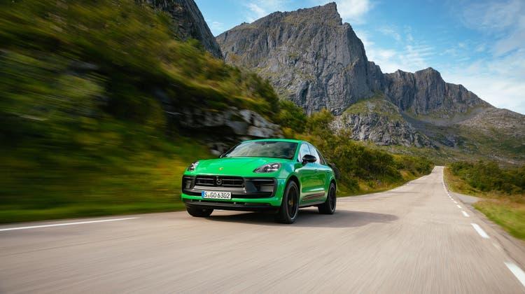Dezente Anpassungen aussen und innen sollen den Macan frisch halten; schliesslich bringt er viele neue Kunden zu Porsche. Zu 40% sind es Frauen, so viele wie bei keinem anderen Modell. (Bild: zVg)