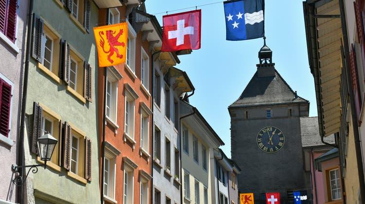 Der Laufenburger Gemeinderat muss sich nach der Wahl vom Sonntag neu aufstellen. (Nadine Böni(7. Juni 2019))