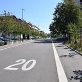 Als ein vorbildliches Beispiel bezeichnet die GLP die Sanierung   Fröhlichstrasse. (mhu (2. September 2021))