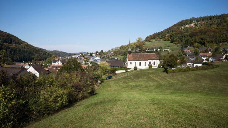 Der Chilchacherwird Tenniken noch einige Zeit beschäftigen. (Roland Schmid(16. Oktober 2018))