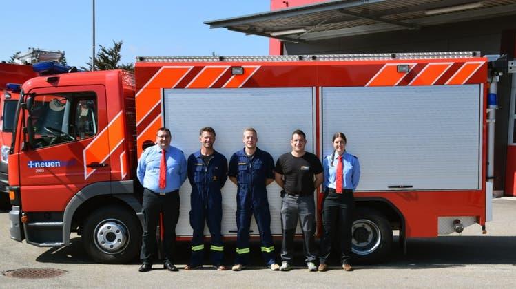 «Einsatzbereit – auch zu besonderen Zeiten» – Hauptübungsbericht der Feuerwehr Neuendorf