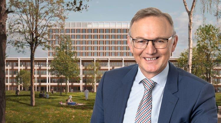 Anton Schmid ist ab März 2022 der neue CEO des KSA. (ZVG)
