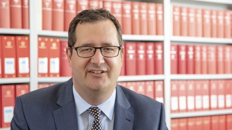 Die Immunität des ehemaligen ausserordentlichen Bundesanwalts Stefan Keller wird nicht aufgehoben. (Symbolbild) (Keystone)