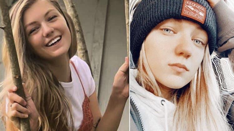 Mit diesen Bildern suchte das FBI nach der 22-jährigen Gabby Petito. (Keystone)