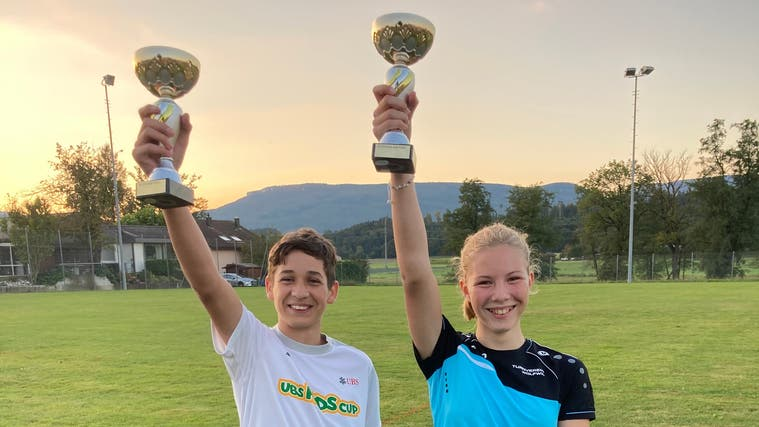 Schulsporttag und Besenlauf Wolfwil 2021
