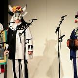Peperoni im Jahr 2021 im Stadttheater Basel. (Kenneth Nars)