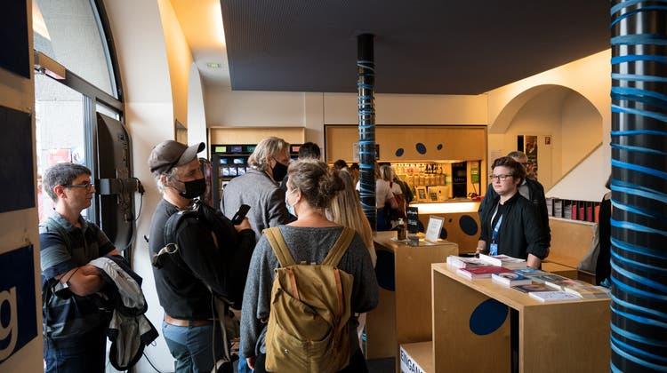 Das Kino Odeon war einer von drei Vorführungsorten während den ersten Brugger Dokumentarfilmtagen. (zvg/Mike Enichtmayer)