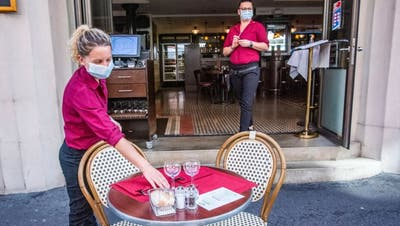 Ab 2022 keine Wirtschaftshilfe mehr: Das soll auch für die Gastrobranche gelten. (Nicole Nars-Zimmer)