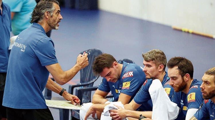Zurück an die Spitze: Wie Volley Amriswil via Europa die Schweizer Gipfel erklimmenwill