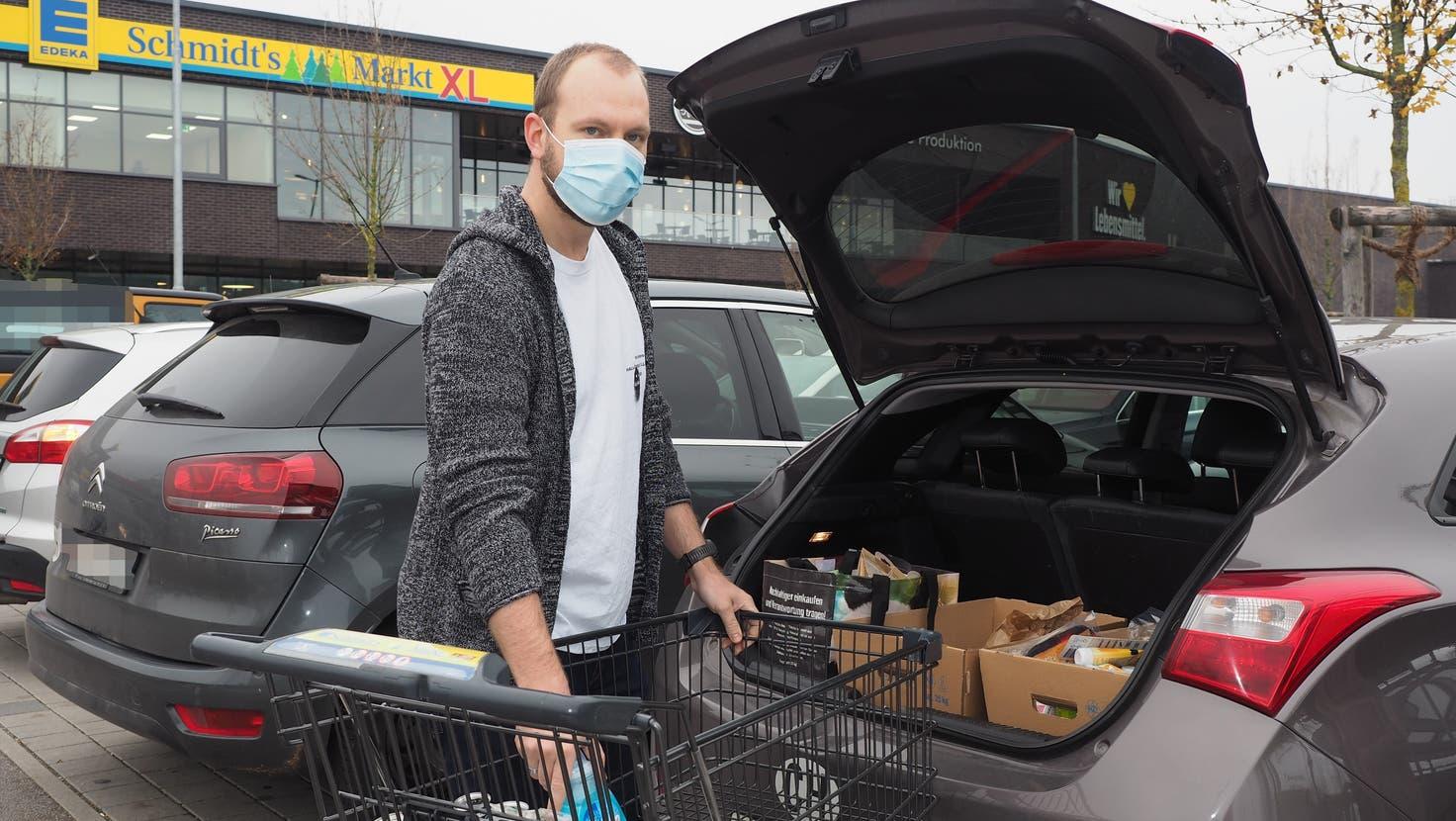 Der Einkauf im grenznahen Deutschland lohnt sich für Schweizer vor allem dank der Freigrenze von 300 Franken. Diese soll jedoch fallen. (Hans Christof Wagner (07.11.2020))