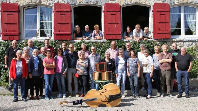 25. VSV-Volksmusik-Kurs Kt. Solothurn