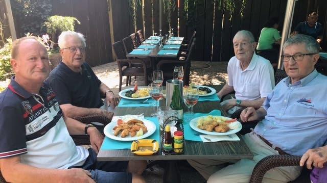 Männer- und Seniorenturner reisen an den Bielersee und Twannbergregion
