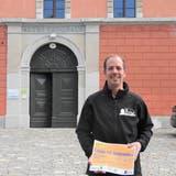 Im Alten Zeughaus in Herisau wird ab Donnerstag ein Covid-Testcenter betrieben. Initiant ist der Herisauer Wirt Stefan Kull. (Bild: rak)