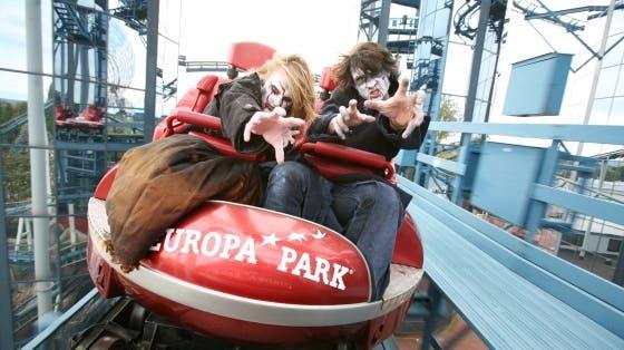 Erlebnisaufenthalt im Europapark zu gewinnen