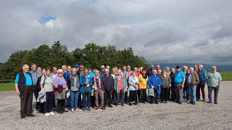 Tagesausflug Vereinigung der Schützen-Veteranen Olten-Gösgen