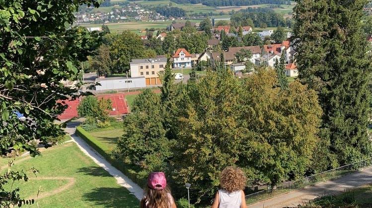 Im Aargau sind zwöi liebi (Schlitzohre) (Barbara Merz)