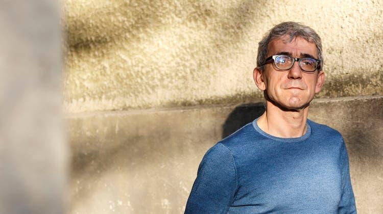 Für Franco Supino ist sein neues Buch pornografisch. (Hanspeter Bärtschi (Archiv: 2016))