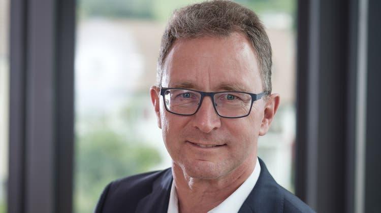 Ammann-Kandidat Daniel Schüepp (SVP) ist seit 2019 im Gemeinderat. (Zvg)