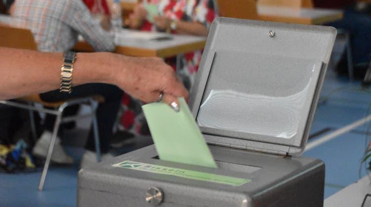Wie hoch ist die Stimmbeteiligung in Reinach und Schöftland bisher? (Symbolbild). (Horatio Gollin / Aargauer Zeitung)