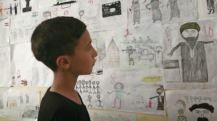 «Notturno» sucht nach Normalität im kriegsversehrten Nahen Osten.