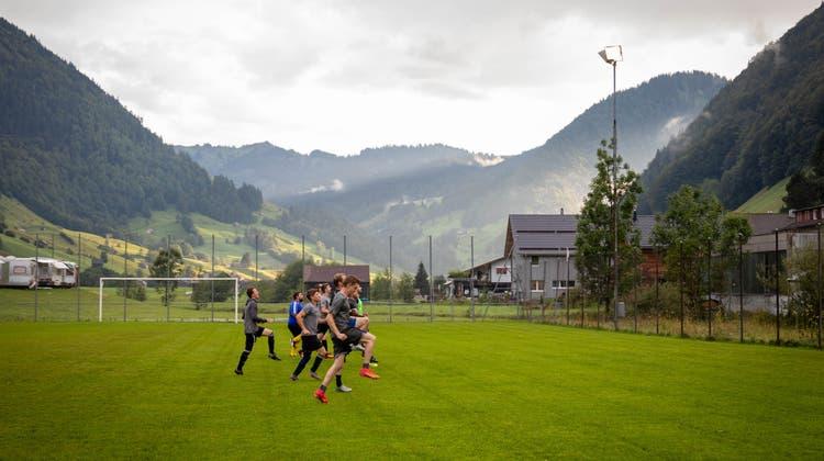 Noch wartet der FC Thurbord in der Meisterschaft auf den Lohn für die Arbeit. (Bild: Raphael Rohner)
