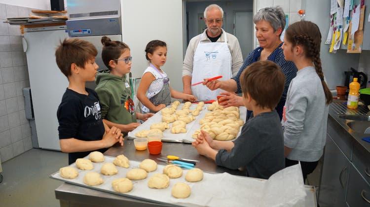 Noch 2019 nahmen zirka 300 Kinder am Programm des Ferienpass Region Brugg teil. (Manuel Funk (15. April 2019))