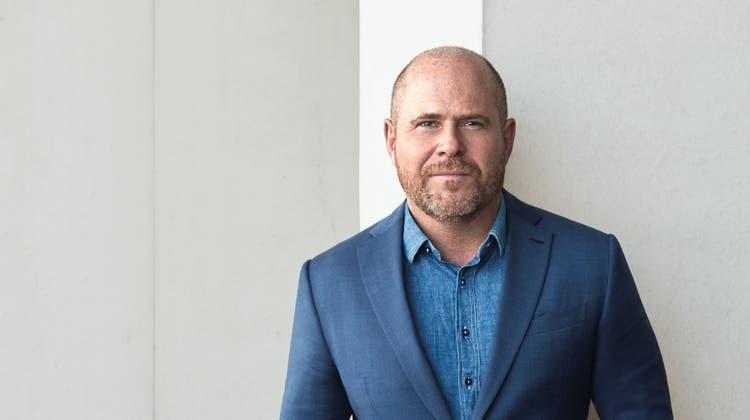 Marc Spiegler, Direktor Art Basel (Art Basel / bz Zeitung für die Region)