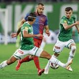 Der FC Basel hat, was dem FCSt.Gallen fehlt: Wenn die fehlende Effizienz aus einem grossen Fussballabend eine bittere Enttäuschung macht