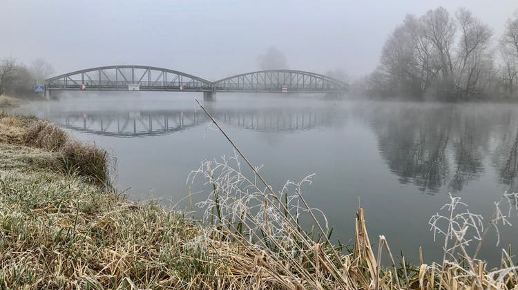 Hanspeter Walker hat im vergangenen Jahr den Fotowettbewerb des Kulturvereins Rottenschwilzum Thema «Rottenschwil und der Nebel» gewonnen. In diesem Jahr musste der Wettbewerb abgesagt werden. (zvg)