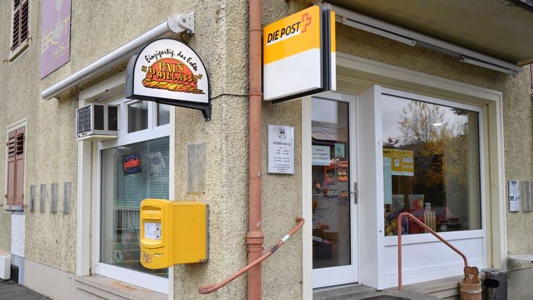 In Starrkirch-Wil werden bald wieder Briefe  verschickt und Brote gebacken