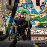 Stefan Keller und Eva Bouchoux haben das Projekt«Klärwerks 11» lanciert. (Hanspeter Bärtschi)