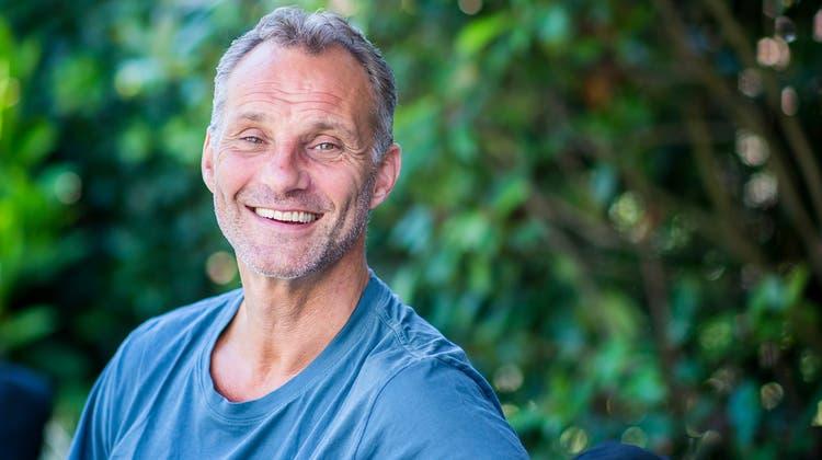 Johan Verstappen freut sich, nach zehn Jahren wieder in der Schweiz als Trainer an der Seitenlinie zu stehen. (zvg)
