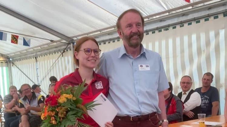 Schiessen: Final LZ-Cup mit Olympiasiegerin Nina Christen