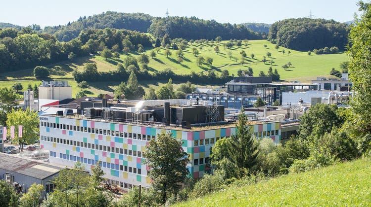 In Bubendorf befindet sich nicht nur der Hauptsitz des Pharmazulieferers Bachem, sondern auch der grösste Produktionsstandort der Firma. (Kenneth Nars)