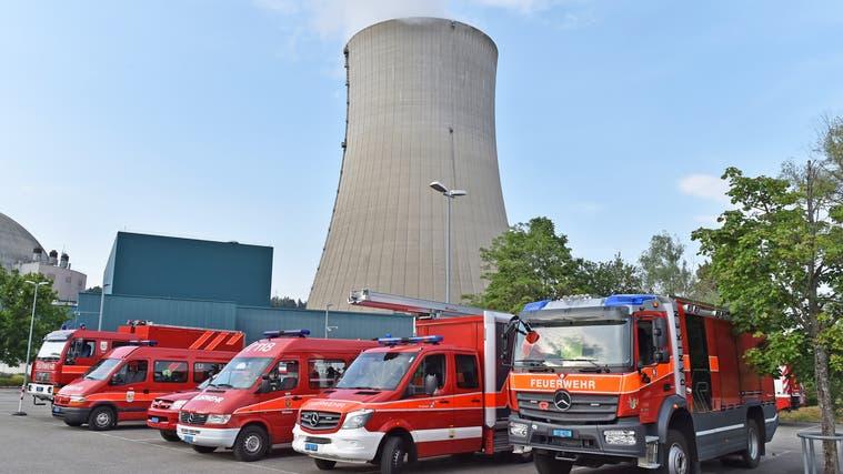 Übung Regionaler Führungsstab Niederamt (Feuerwehr und Zivilschutz). (Remo Fröhlicher (Archiv))