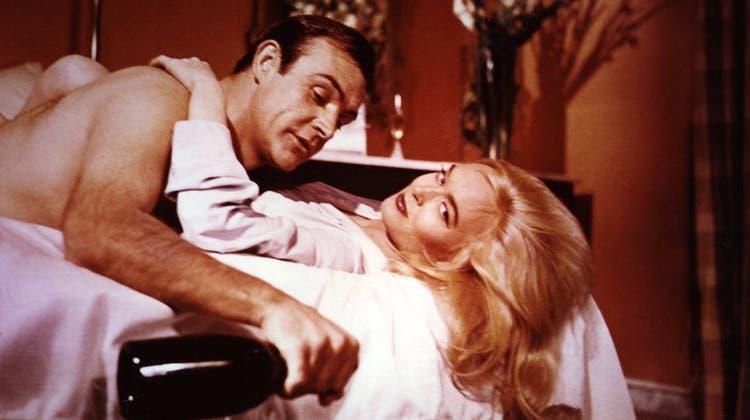 Toxische Männlichkeit? Sean Connery als Ur-Bond in «Goldfinger» 1964. (Bild: Imago)