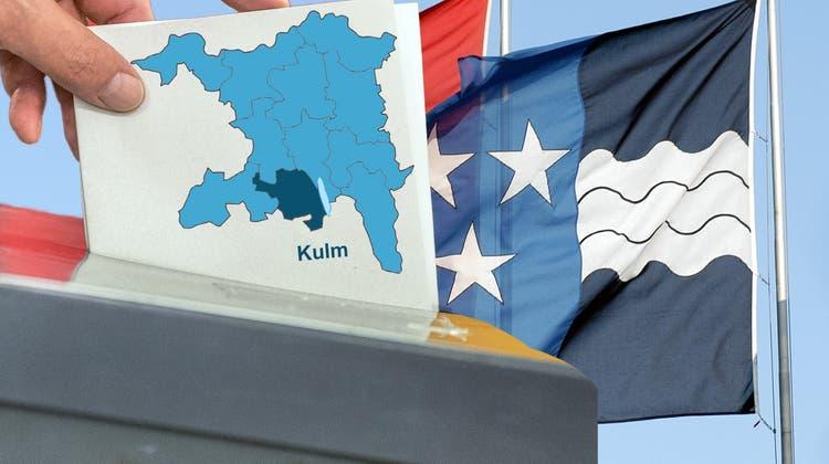 Die Resultate der Gemeinderatswahlen in der Region Wynental-Suhrental