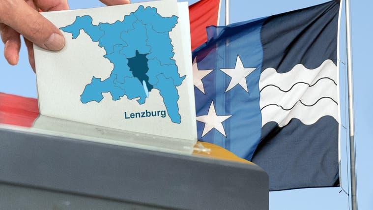 Die Resultate der Gemeinderatswahlen in der Region Lenzburg