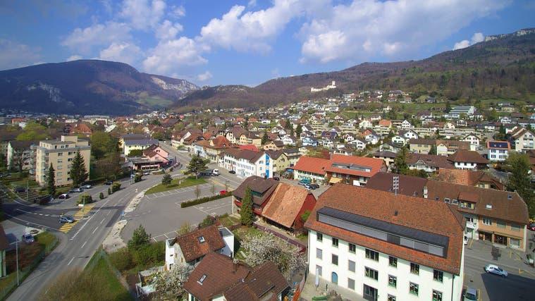 Der neue Leiter Bau von Oensingen heisst Dominik Langenstein. (Zvg / Solothurner Zeitung)