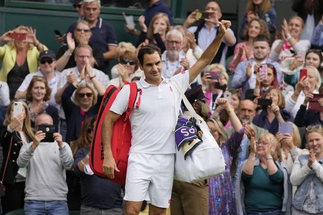 Roger Federer ha giocato la sua ultima partita il 7 luglio a Wimbledon quando ha fallito nei quarti di finale contro il polacco Hubert Hurkacz.