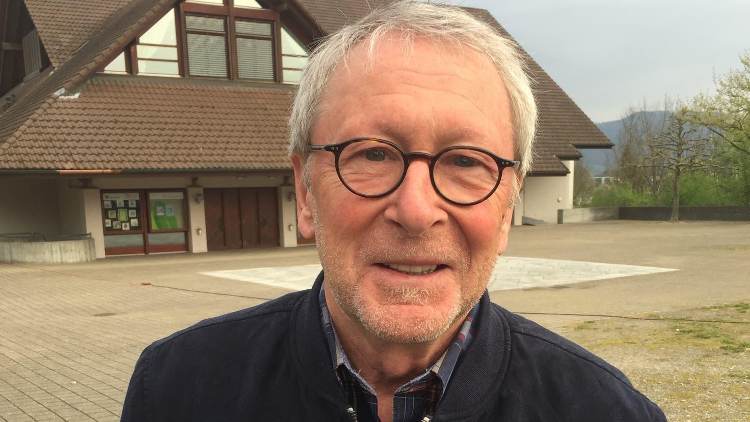 «Hetzkampagne gegen das 3-G-Zertifikat»: Wolfgang Schibler ärgert sich über Kantonalparteipräsident und Nationalrat Andreas Glarner (Urs Helbling / AAR)