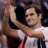Roger Federer peilt immer noch eine Rückkehr in den Tenniszirkus an. (Keystone)