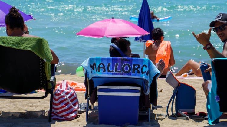 Mallorca gehört im Moment zu den beliebtesten Reisezielen von Badenerinnen und Badenern. (Bild: Imago)