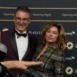 Das 17. Zurich Film Festival ist eröffnet - auch Sharon Stone ist diesmal mit dabei