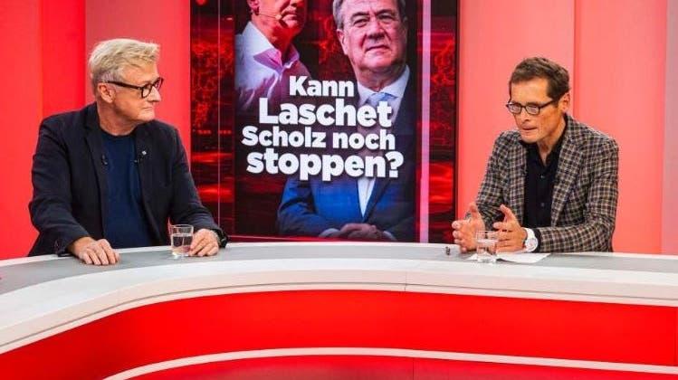 Stammgast bei Bild-TV: Nationalrat Roger Köppel. (bild.de)
