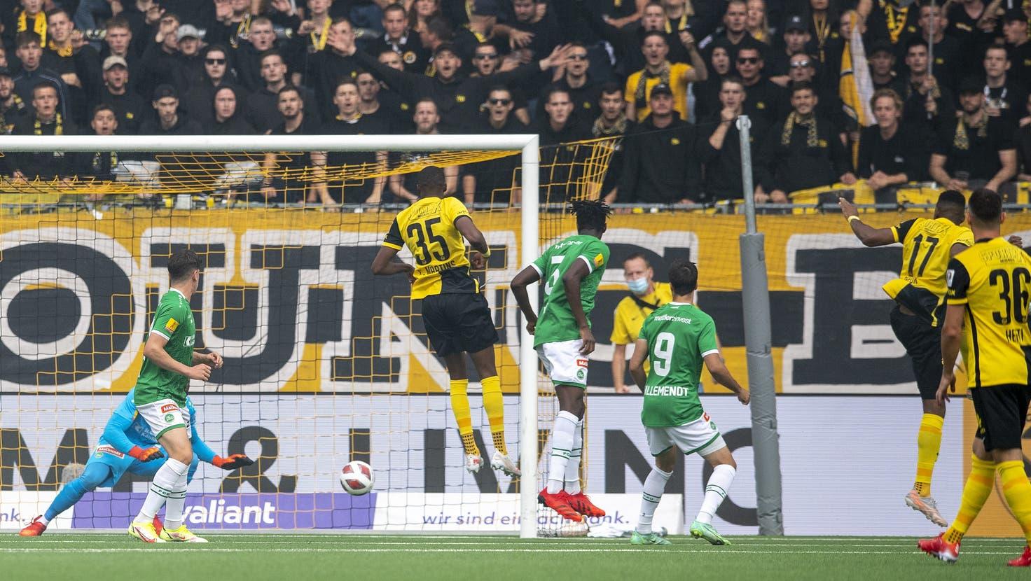 Die Espen spielen auswärts gegen den Meister – YB führt nach wenigen Minuten 1:0