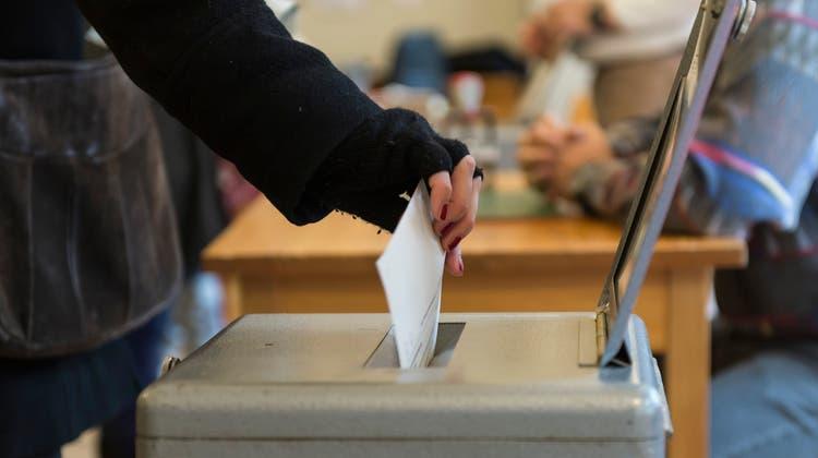 Überraschend: Die Urner Bevölkerung sagt Nein zum Stimmrechtsalter 16. (Keystone)