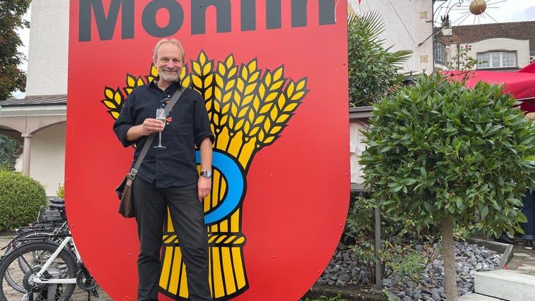 Markus Fäs wird am 1. Januar 2022 Gemeindeammann von Möhlin, der zweitgrössten Fricktaler Kommune. (Nadine Böni / Aargauer Zeitung)