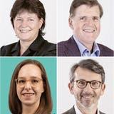 Das sind alle Wahl-Resultate zum Einwohnerrat Baden – und die 50 gewählten Frauen und Männer im Bild